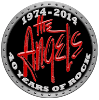 The Angels - 40th Anniversary - 1974 - 2014